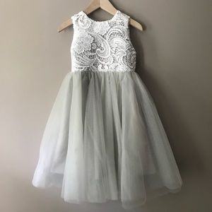NWT JJ's House Flower Girl Dress